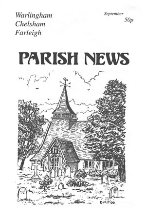 Warlingham Parish News